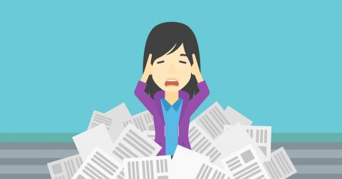 How to Stop Overwhelm and Take Action Instead