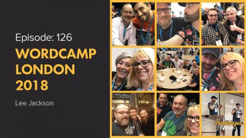 WordCamp London 2018 Agency Trailblazer