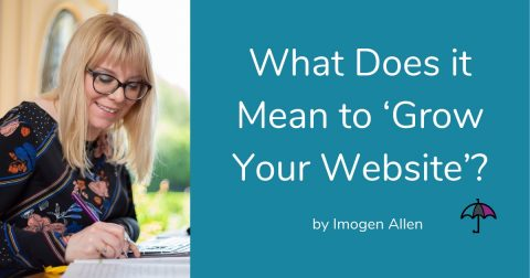 What Does it Mean to Grow Your Website?