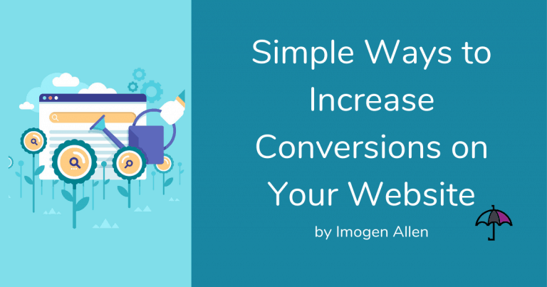 Simple Ways to Increase Conversion on Your Website