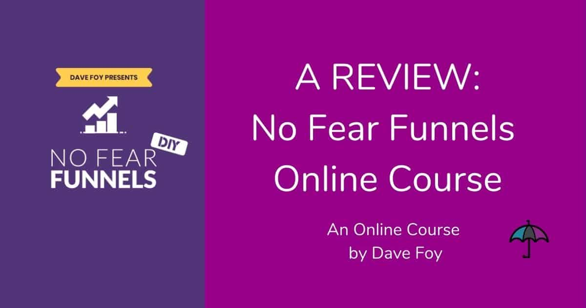 No Fear Funnels course