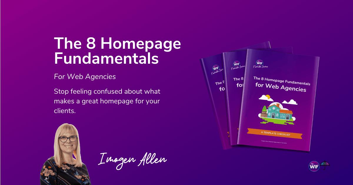 The Homepage Fundamentals Checklist